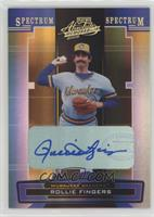 Rollie Fingers #/34