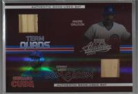 Andre Dawson, Sammy Sosa, Kenny Lofton, Hee Seop Choi [Noted] #/100