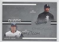 Bo Jackson, Joe Borchard, Carlos Lee, Charles Johnson /150