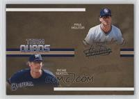 Paul Molitor, Richie Sexson, Lyle Overbay, Geoff Jenkins /150