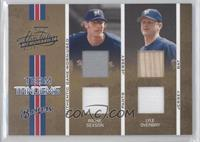 Richie Sexson, Lyle Overbay #/150