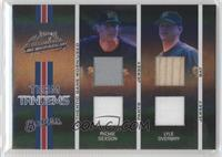 Richie Sexson, Lyle Overbay /100