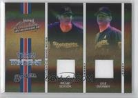 Richie Sexson, Lyle Overbay #/25