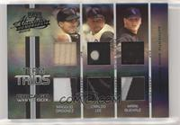 Carlos Lee, Magglio Ordonez, Mark Buehrle #/10