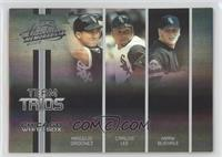 Carlos Lee, Magglio Ordonez, Mark Buehrle #/125
