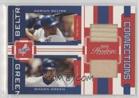 Adrian Beltre, Shawn Green /250