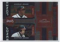 Andruw Jones, Chipper Jones /100