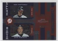 Don Mattingly, Dave Righetti /100