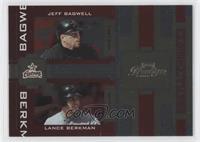 Jeff Bagwell, Lance Berkman /100