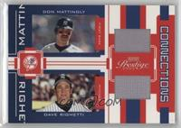 Don Mattingly, Dave Righetti /250