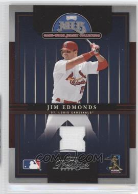 2005 Playoff Prestige - MLB Game-Worn Jersey Collection #1 - Jim Edmonds