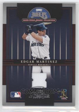 2005 Playoff Prestige - MLB Game-Worn Jersey Collection #11 - Edgar Martinez