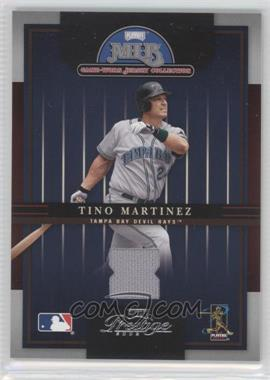 2005 Playoff Prestige - MLB Game-Worn Jersey Collection #14 - Tino Martinez