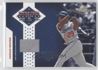 2005 Playoff Prestige - Stars of MLB - Jerseys [Memorabilia] #MLB-2 - Adrian Beltre /100