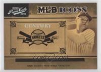 Babe Ruth #/50