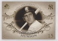 Thurman Munson [EXtoNM]