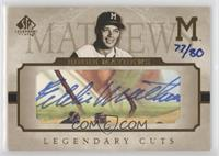 Eddie Mathews /80