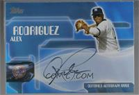 Alex Rodriguez [Noted]