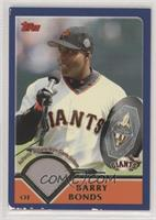 Barry Bonds /400