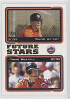 David Wright, Craig Brazell