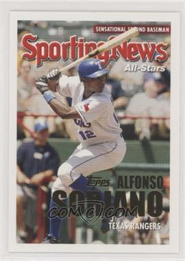 2005 Topps - [Base] #357 - Alfonso Soriano