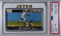 Derek Jeter [PSA8.5NM‑MT+]