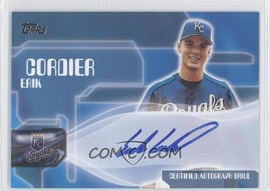 2005 Topps - Certified Autographs #TA-ECO - Erik Cordier
