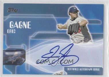 2005 Topps - Certified Autographs #TA-EG - Eric Gagne