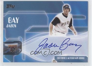 2005 Topps - Certified Autographs #TA-JB - Jason Bay