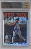 Wade Boggs /10 [BGS 8.5]