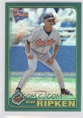 2005 Topps All-Time Fan Favorites - [Base] - Refractor #43 - Cal Ripken Jr. /299