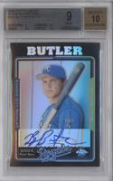 Billy Butler [BGS 9 MINT] #/200