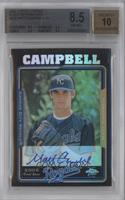 Matt Campbell [BGS 8.5 NM‑MT+] #/200