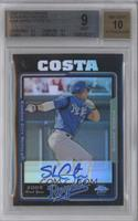 Shane Costa [BGS 9 MINT] #/200