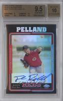 Tyler Pelland /200 [BGS9.5GEMMINT]