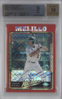 Kevin Melillo [BGS 9 MINT] #/25