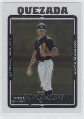 2005 Topps Chrome - [Base] #213 - Elvys Quezada