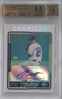 Cesar Carrillo [BGS 9.5 GEM MINT] #/500