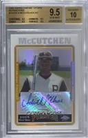 Andrew McCutchen [BGS 9.5 GEM MINT] #/500