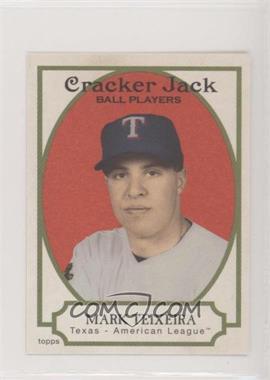 2005 Topps Cracker Jack - [Base] - Mini Red #22 - Mark Teixeira