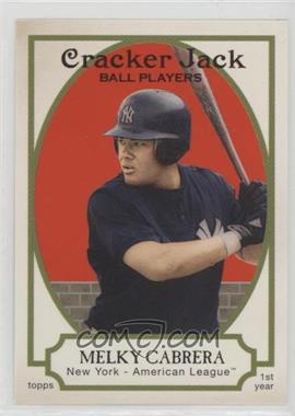 2005 Topps Cracker Jack - [Base] #198 - Melky Cabrera