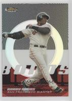 Barry Bonds /399