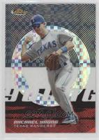 Michael Young #/250