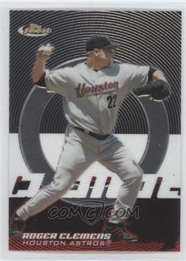 2005 Topps Finest - [Base] #110 - Roger Clemens