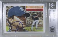 Felix Hernandez [BGS Authentic]