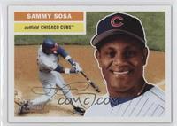 Sammy Sosa (Batting in Background)