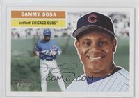 Sammy Sosa (Base Running in Background)