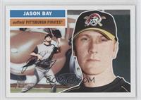 Jason Bay (Wall has drawing)