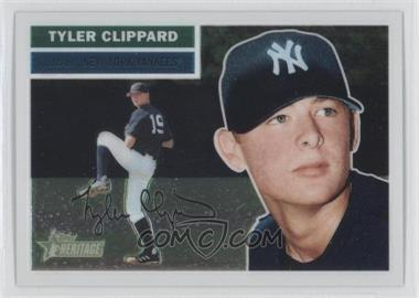 2005 Topps Heritage - Chrome #THC68 - Tyler Clippard /1956