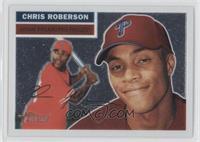Chris Roberson #/1,956